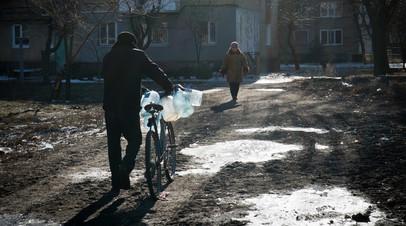 Киевприостановил подачу воды в девять населённых пунктов ЛНР