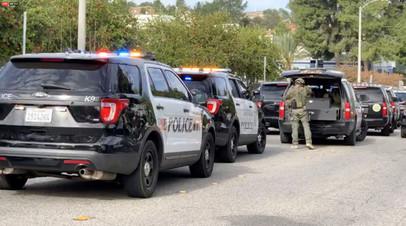 В Калифорнии девять человек пострадали при стрельбе