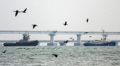 Украинские корабли ВМС, участвовавшие в провокации в Керченском проливе 25 ноября 2018 года