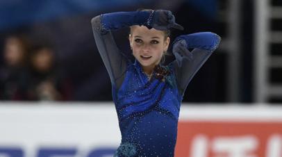 Трусова рассказала, что делает с выброшенными на лёд мягкими игрушками