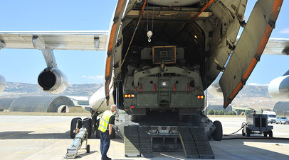 «Уничтожить или вернуть»: почему США призвали Турцию избавиться от российских С-400