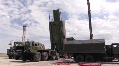 В рамках договора СНВ-III: Россия продемонстрировала инспекторам из США ракетный комплекс «Авангард»