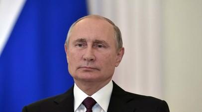 Путин выразил надежду на то, что «родитель номер 1» не заменит «маму»
