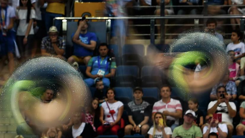 Сборная России завоевала пять золотых медалей на ЧМ по прыжкам на батуте