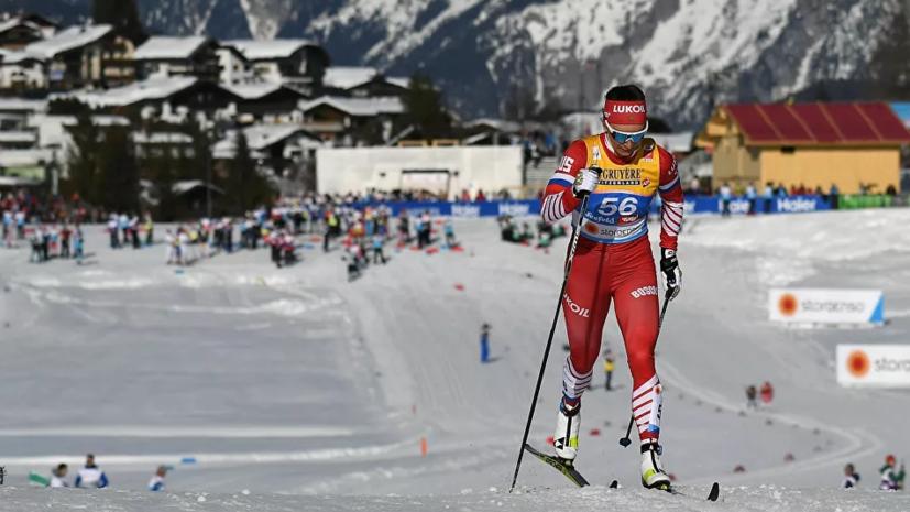 Лыжница Непряева стала 18-й в пасьюте на этапе КМ в Руке