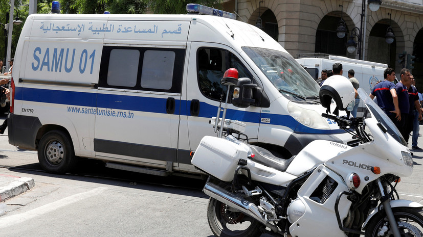В Тунисе 22 человека погибли в ДТП с туристическим автобусом