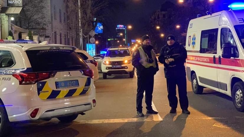 В Киеве при обстреле автомобиля погиб трёхлетний ребёнок