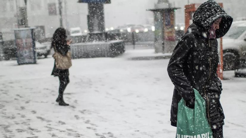 Синоптики рассказали о «пятнистом» распределении осадков в декабре