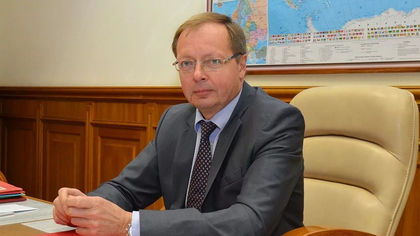 РФ призвала НАТО пересмотреть сложившиеся отношения