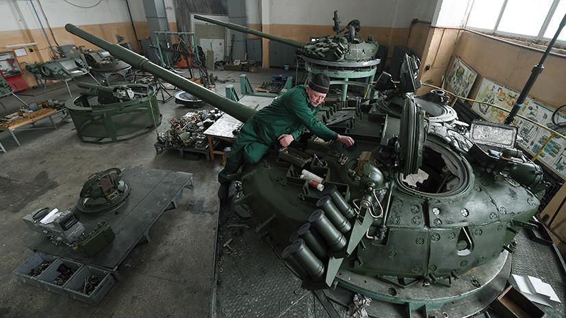 «Хвастаться нечем»: почему на Украине заявили о «достойной» конкуренции с Россией на мировом рынке оружия