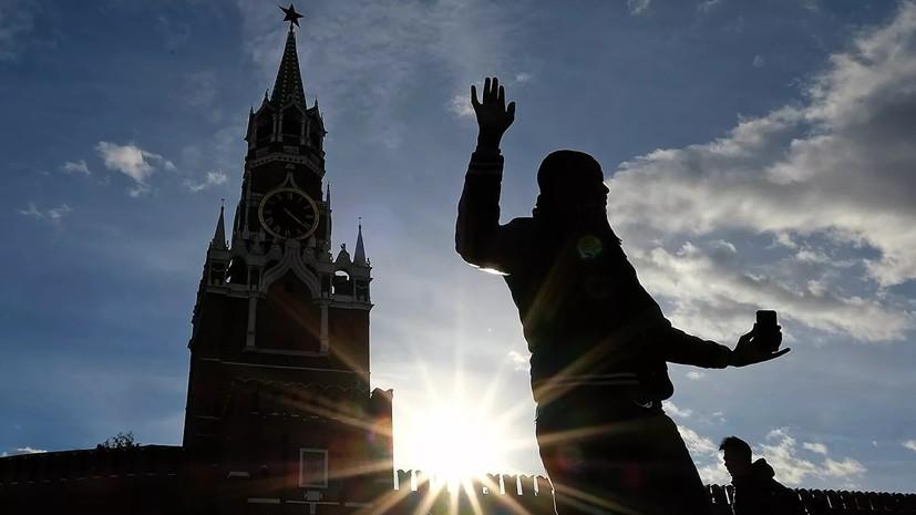 Синоптики рассказали о погоде в Москве в первую неделю зимы