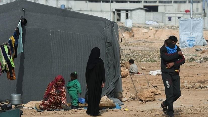 Минобороны России опровергло статью NYT об атаке на лагерь беженцев в Сирии