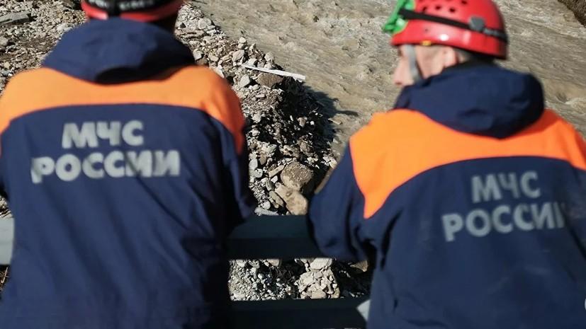 В Оренбургской области возбудили дело по факту обрушения моста