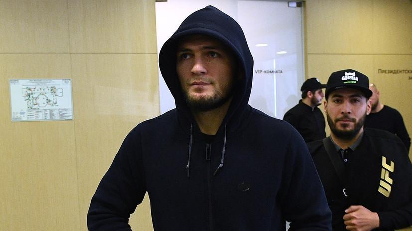 Нурмагомедов рассказал, как будет готовиться к бою с Фергюсоном