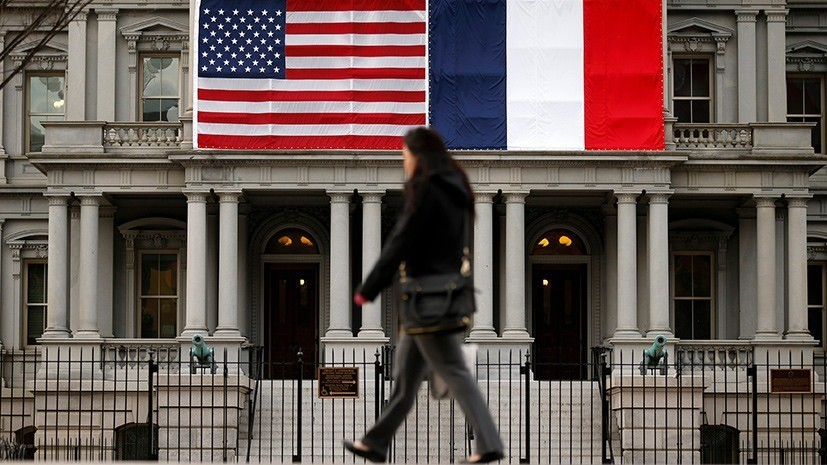 Политолог оценил заявление США о пошлинах на товары из Франции