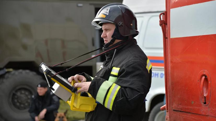 В жилом доме под Белгородом произошёл хлопок газа
