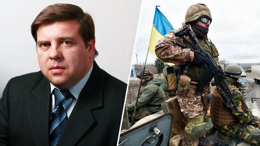 «Это вопрос политический, а не правовой»: Виталий Галахов о заявлениях граждан ДНР в международные суды