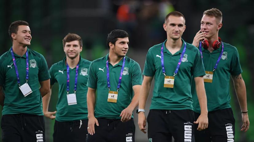 Сафонов и Сулейманов признаны лучшими молодыми футболистами года РПЛ