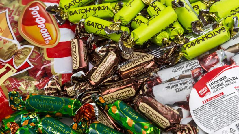 Специалисты «Росконтроля» сообщили о результатах проверки конфет «Батончик»