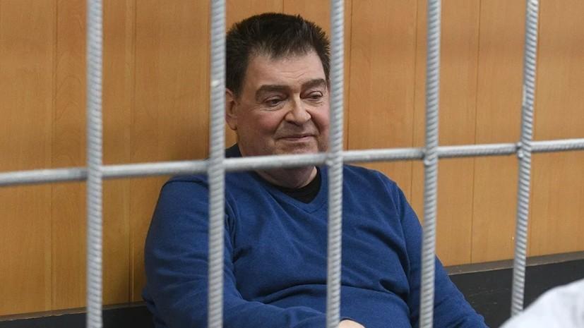 Экс-депутат Вадим Варшавский получил 3,5 года колонии