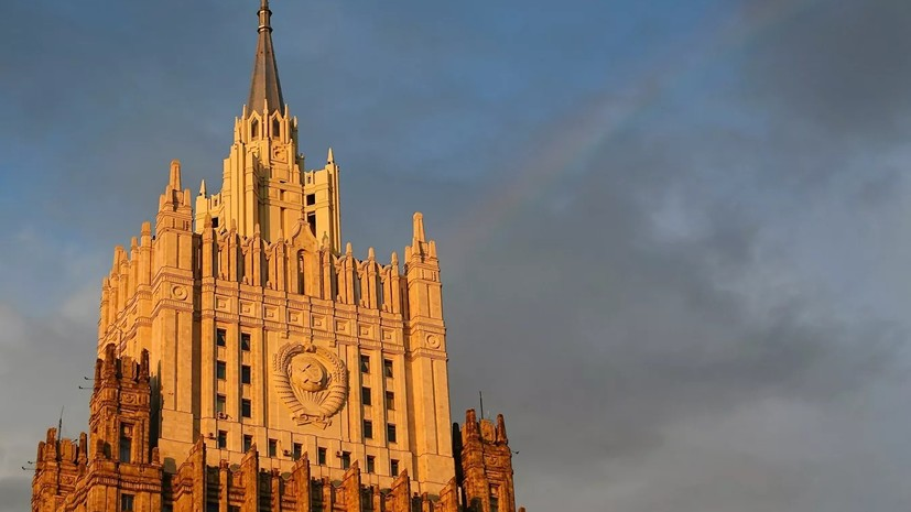 В МИД России выступили за восстановление авиасообщения с Грузией