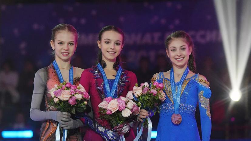 Бутырская затруднилась назвать фаворитку финала Гран-при