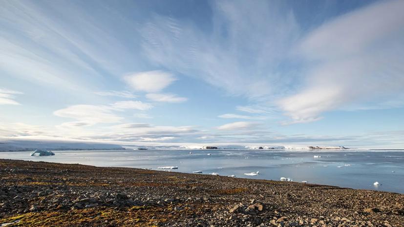 Разработка российской стратегии развития Арктики будет завершена в 2020 году
