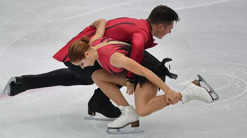 Бронза Мишиной и Галлямова, неудачи танцоров, победа Валиевой: итоги второго дня финала Гран-при по фигурному катанию