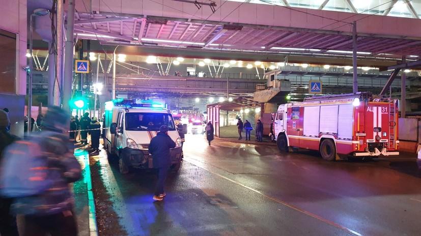 У сбившего пешеходов около МЦК нашли 12 штрафов за превышение скорости