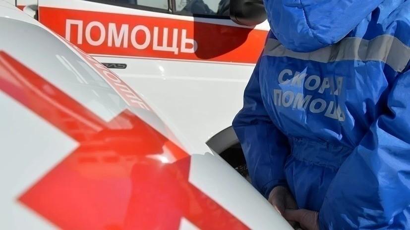 В Волгоградской области двое семилетних детей провалились под лёд
