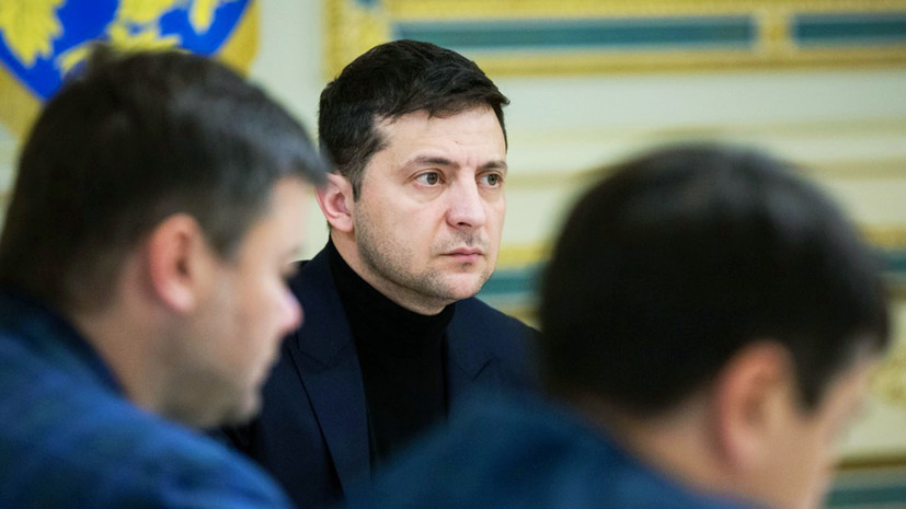 В преддверии саммита «нормандской четвёрки»: на Украине приняли основной сценарий реинтеграции Донбасса
