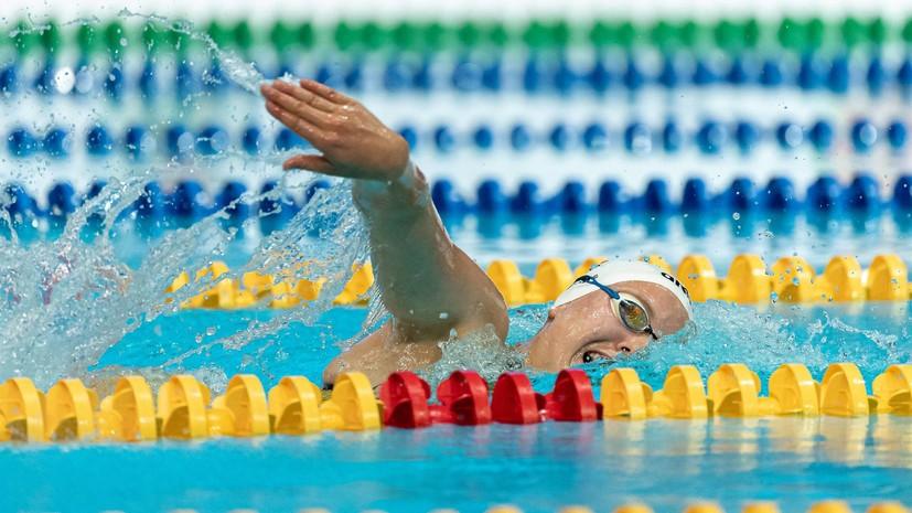 Казань примет ЧЕ по плаванию на короткой воде и ЧЕ по водным видам спорта