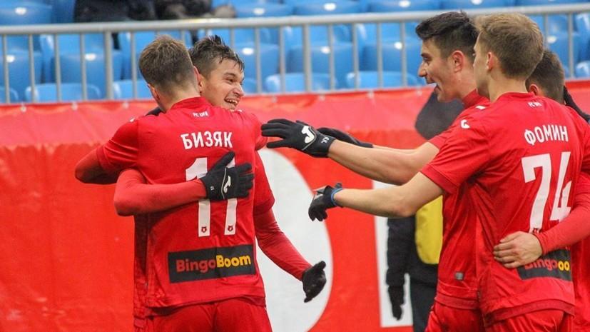 «Уфа» победила «Ахмат» в матче РПЛ