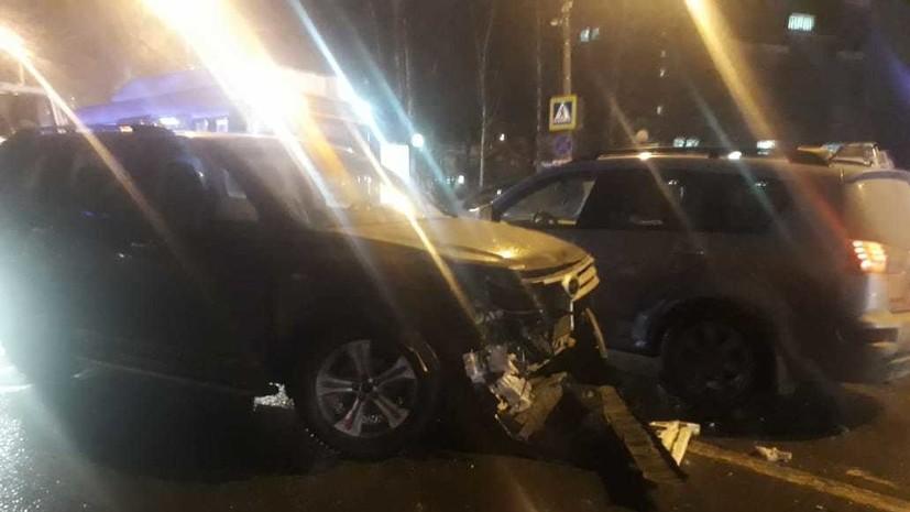 Врач рассказал о состоянии пострадавших при ДТП в Нижнем Новгороде