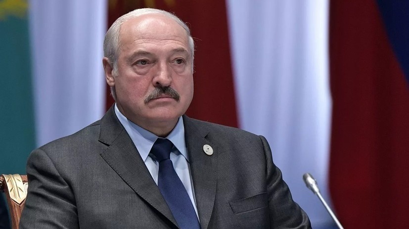 Лукашенко направил соболезнования Зеленскому в связи с пожаром в Одессе
