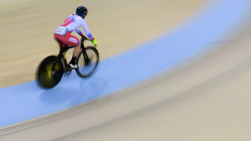 В ФВСР считают, что велогонщица Шмелёва может не успеть набрать форму к ЧМ