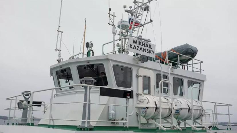 В России прошёл госиспытания новый военный катер-катамаран