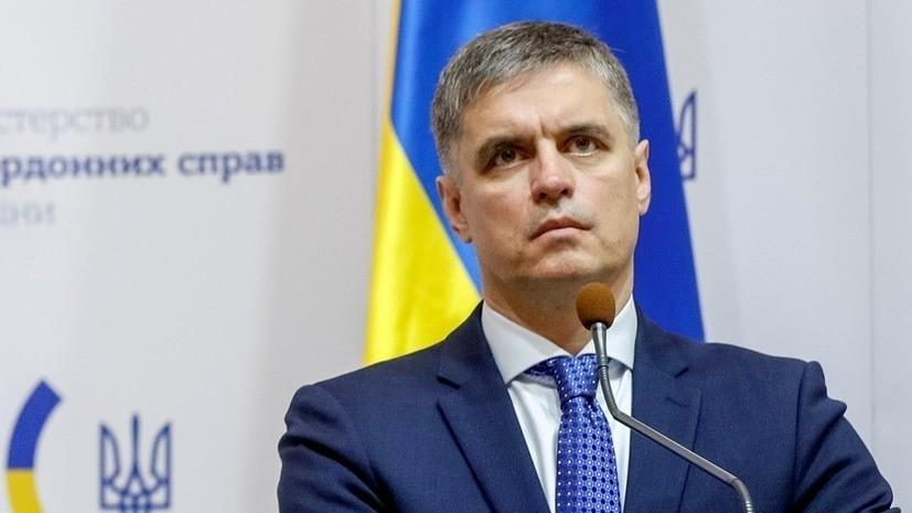 Пристайко назвал границу Украины главной «красной линией» переговоров