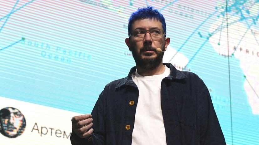 Артемий Лебедев раскритиковал дизайн акции в поддержку Голунова