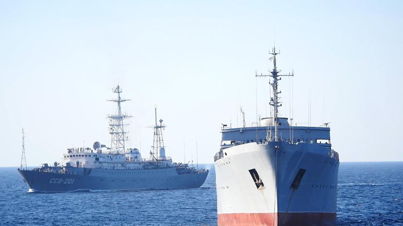 ВМС Украины сформировали новый дивизион кораблей в Азовском море