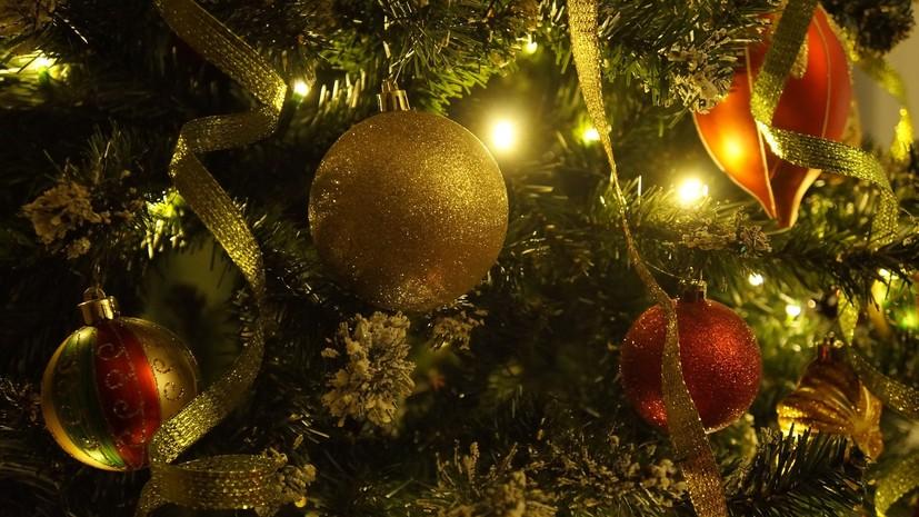 Эксперт рассказала о росте продаж новогодней атрибутики