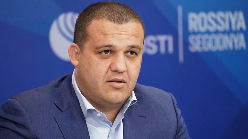 Кремлёв назвал глупым решение WADA об отстранении России
