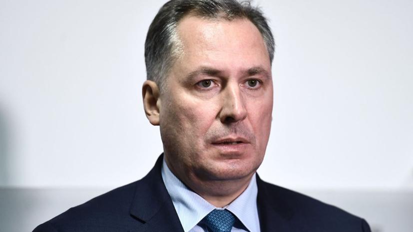 Глава ОКР назвал чрезмерными санкции WADA в отношении России