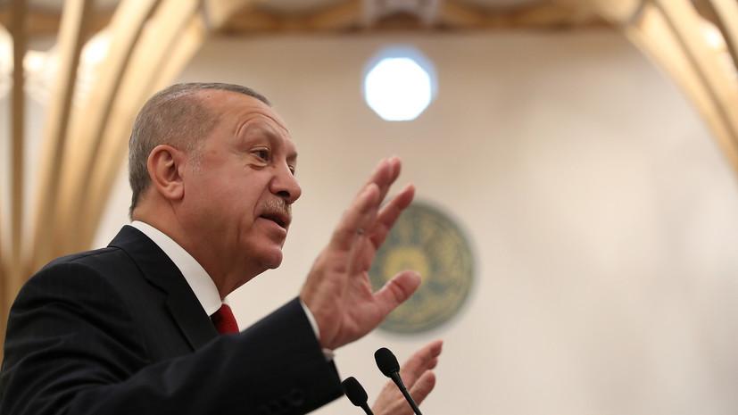 Эрдоган допустил покупку Patriot у США для разнообразия ПВО Турции