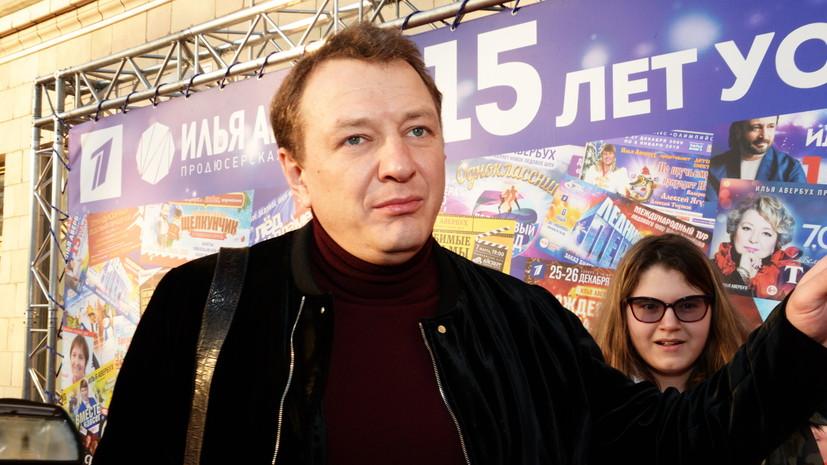 Марат Башаров рассказал о спектакле «Непьеса на двоих»