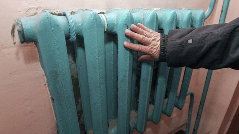 Авария оставила более 20 тысяч жителей Курска без тепла и горячей воды