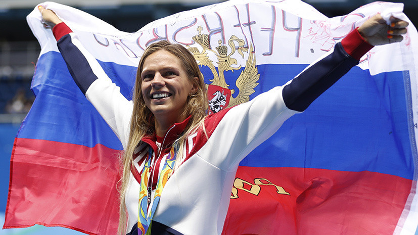 «Политические игры»: Ефимова о санкциях WADA, выступлении под нейтральным флагом и отборе на ОИ-2020