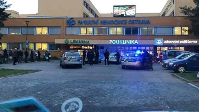 Посольство проверяет наличие россиян среди жертв стрельбы в Чехии