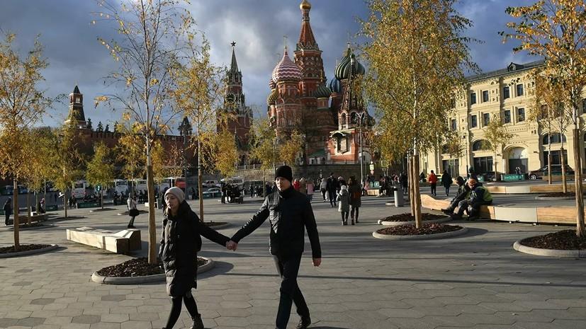 Синоптики назвали 9 декабря самым тёплым днём в Москве с начала зимы