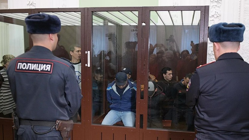 Суд обязал выплатить по делу о теракте в метро Петербурга 695 тысяч рублей